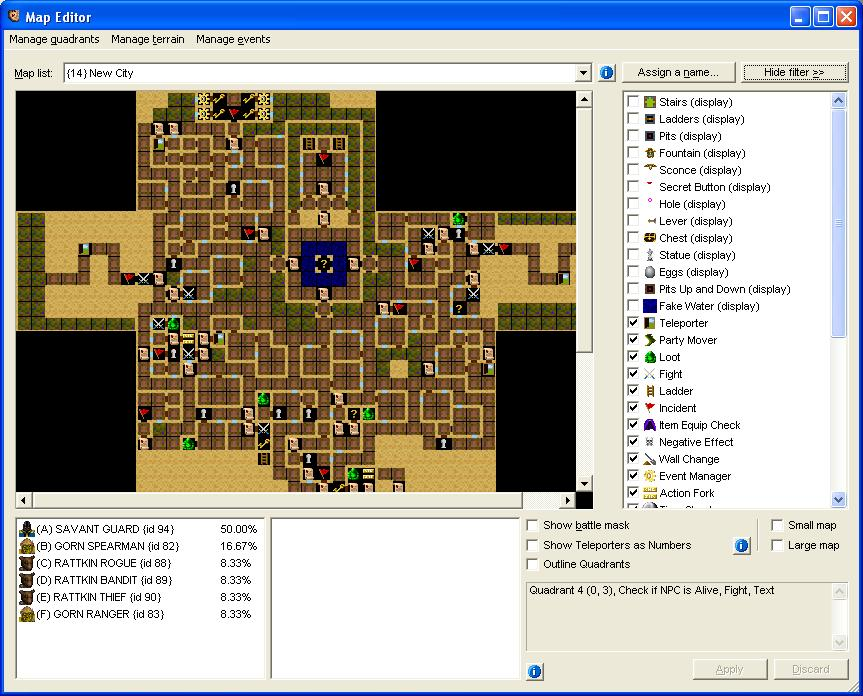 Map Editor for W7